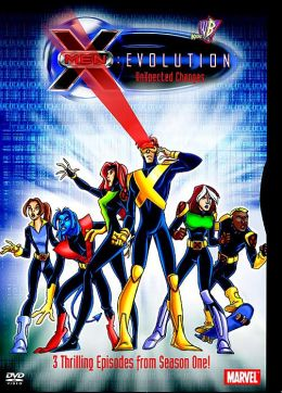 X-Men Evolution: Season 1, Vol. 1: Unxpected Changes