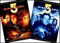 Babylon 5: the Complete First & Second Seasons