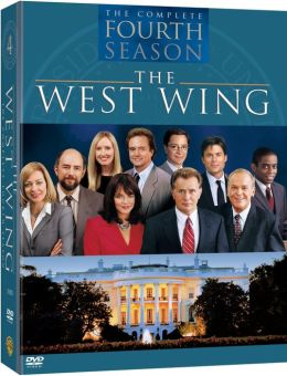 The West Wing - The Complete Fourth Season