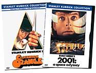 2001: a Space Odyssey / Clockwork Orange