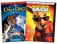 Cats & Dogs / Kangaroo Jack