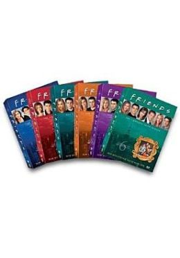 Friends: the Complete First Six Seasons