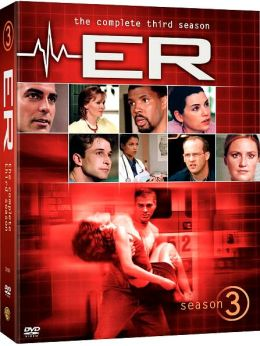 ER - The Complete Third Season