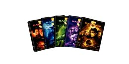 Babylon 5: the Complete First Five Seasons