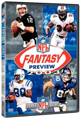 NFL Fantasy Preview 2003-2004