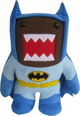 Domo Batman (Blue) 6'' Small Plush