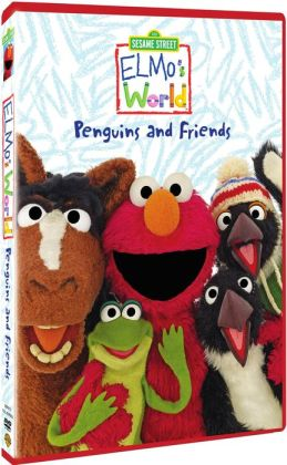 Sesame Street: Elmo's World - Penguins and Animal Friends