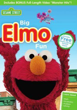 Sesame Street: Big Elmo Fun/Monster Hits!