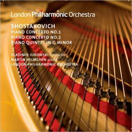 Shostakovich: Piano Concertos Nos. 1 & 2; Piano Quintet in G minor