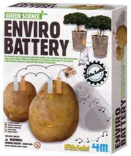 Green Science – Enviro Battery