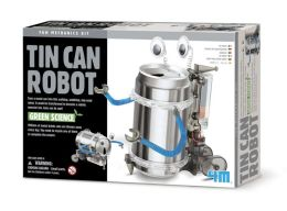 Green Science - Tin Can Robot