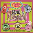 CD Cover Image. Title: Music Is...Awesome!, Artist: Yo Gabba Gabba!