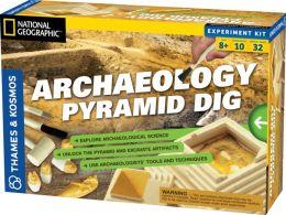 Archaeology Kit: Egyptian Pyramid