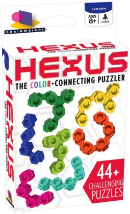 Hexus Color Connecting Puzzler