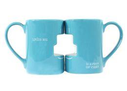 Piece of Cake Perfect Pair Mug Set, 16 oz.