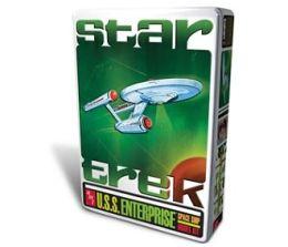 Star Trek Classic Enterprise 2nd Addition Tin