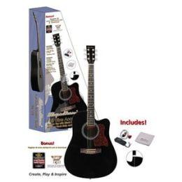 Spectrum Full Size Cutaway Acoustic Guitar