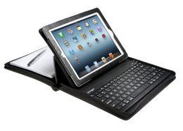 Kensington Keyfolio Bluetooth Keyboard Cover for iPad 2 and 3 in Black