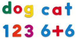 Alphamagnets & Mathmagnets Set of 214