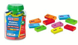 Phonics Dominoes Long Vowel
