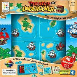 Pirates Undercover Puzzling Pirate Game