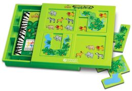 Safari Undercover Wild Logic Game