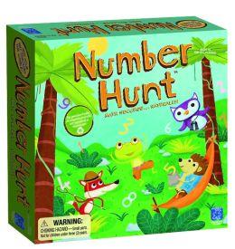 Number Hunt Game
