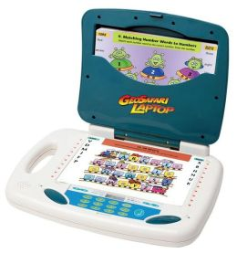 GeoSafari Laptop Ages 3-7