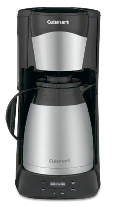 Cuisinart DTC-975BKN 12-Cup Programmable Thermal Coffeemaker