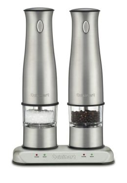 Cuisinart SP-2 Rechargeable Salt & Pepper Mills