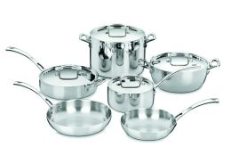 Cuisinart FCT-10 10 Pc. Set