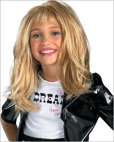 Hannah Montana Child Wig: Size One Size