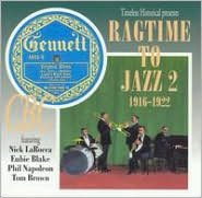 Ragtime to Jazz, Vol. 2: 1916-1922