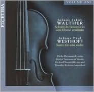 Walther & Westhoff, Vol. 1