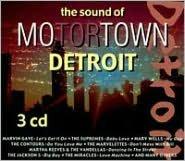 The Sound of Motortown Detroit
