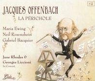 Jacques Offenbach: La Périchole; Jane Rhodes & Georges Liccioni In Concert