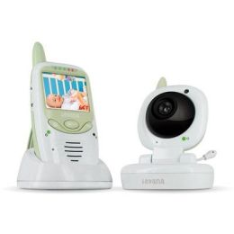 Levana LV-TW501 Safe N'See Digital Video Baby Monitor with Talk-to-Baby Intercom