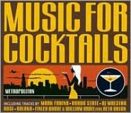 Music for Cocktails: Cosmopolitan