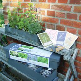 Provincial Herbs Planter Gift Set