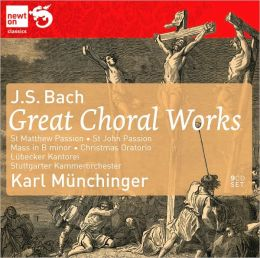 Bach: Great Choral Works