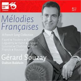 Mélodies Françaises [4CDs]