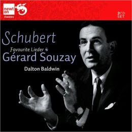 Franz Schubert: Favourite Lieder