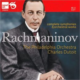 Rachmaninov: Complete Symphonies & Orchestral Works