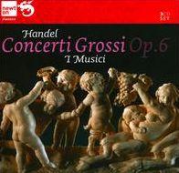 Handel: Concerti Grossi, Op. 6