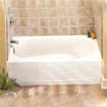 Sterling 103115 Vikrell Left Hand Tub White Performa