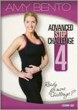 Video/DVD. Title: Amy Bento: Advanced Step Challenge, Vol. 4
