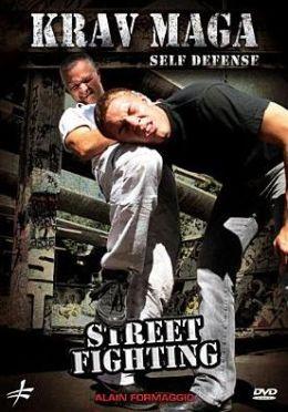 Alain Formaggio: Krav Maga Self Defense - Street Fighting