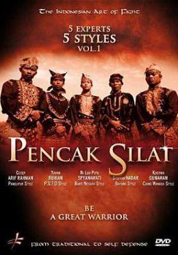 Pencak Silat: 5 Experts, 5 Styles, Vol. 1