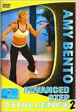 Amy Bento: Advanced Step Challenge, Vol. 2