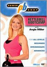 Power Body: Kettlebell Bootcamp with Angie Miller